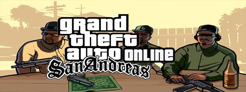 jugar gta san andreas online