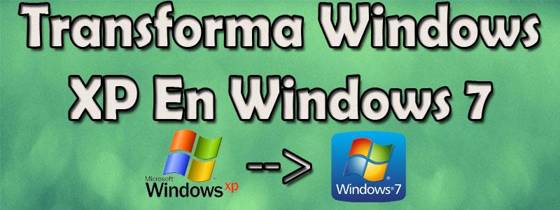 temas de windows 7 en xp