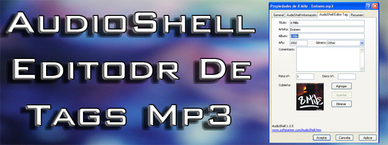 Descargar audioshell editor de tags mp3