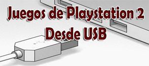 cargar juegos de ps2 desde usb