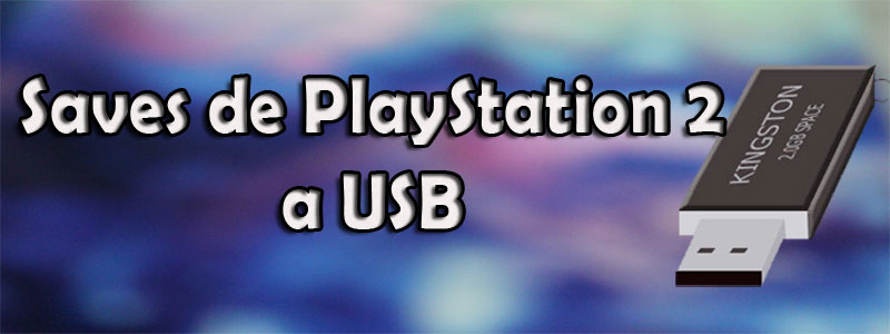 savesgames de ps2 a usb