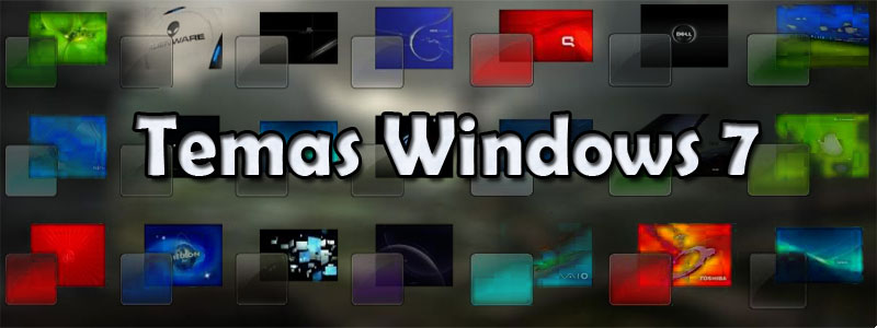 Descargar e instalar temas para windows 7